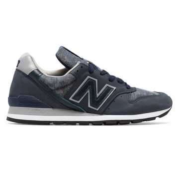 New Balance 996 Age of Exploration, Navy with Pigment