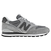 New Balance 996, Light Grey with Grey Stone