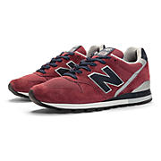 Renegade 996, Burgundy with Navy