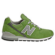 New Balance 996, Green with Grey