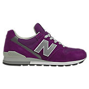 New Balance 996, Purple with Grey
