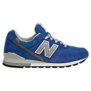 New Balance 996, Royal Blue with Grey