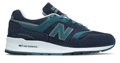 Image of 997 New Balance Men's Made in US Collection Shoes | M997CEF
