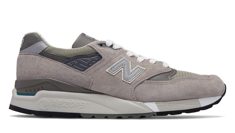 new balance 998 grey prix
