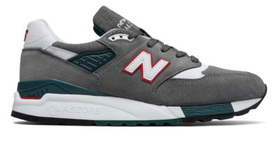 Image of 998 New Balance Men's Made in US Collection Shoes | M998CRA