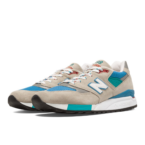New Balance : 998 Connoisseur East Coast Summer : Men's Made in US Collection : M998CSB