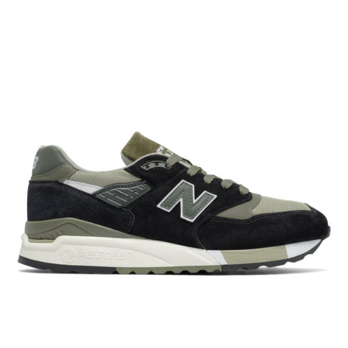 New Balance : 998 Suede : Men's Made in US Collection : M998CTR