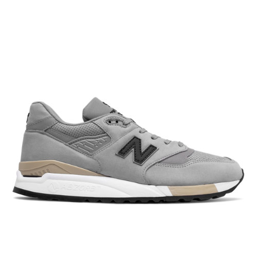 New Balance : 998 Nubuck : Men's Made in US Collection : M998DTK