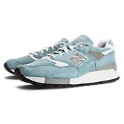 National Parks 998, Light Blue with White & Light Grey