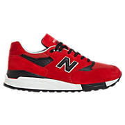 Renegade 998, Red with Black & White