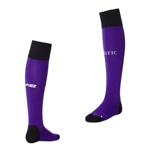 New Balance Celtic Mens Away GK Sock Boy's Clothing Outlet - MA630029TTN