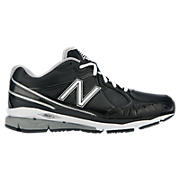 New Balance 1000, Black with White