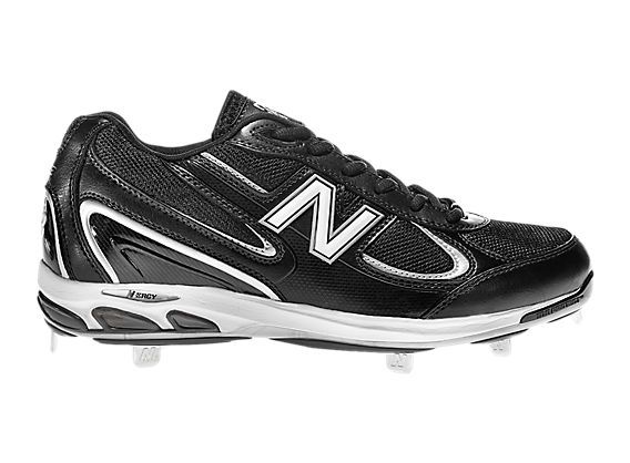 New Balance 1103, Black with White & Silver