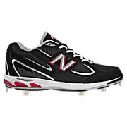 New Balance 1103, Black with Red & Silver