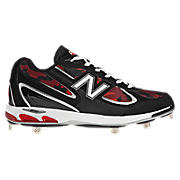 New Balance 1103, Black with Red & White
