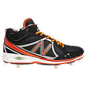 New Balance 3000, Black with Orange