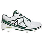 New Balance 3000, White with Green