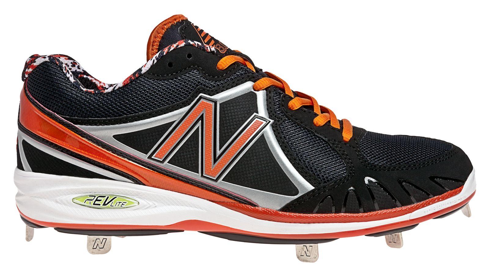 Orange Baseball Shoe Usa
