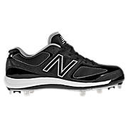 New Balance 3030, Black with White