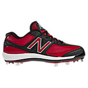 New Balance 3030, Black with Red