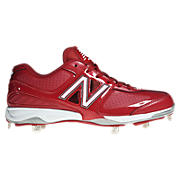 New Balance 4040, Red with White
