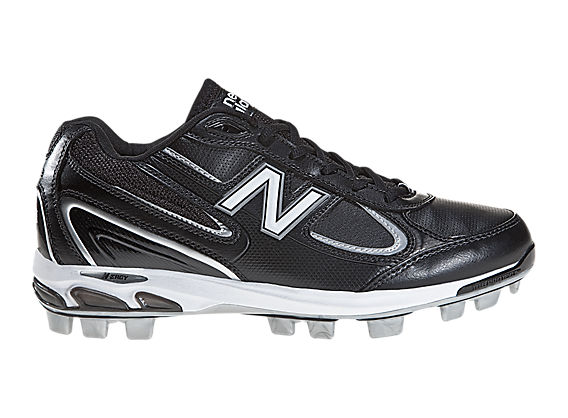 New Balance 823, Black with White & Silver