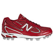 New Balance 823, Red with White & Silver