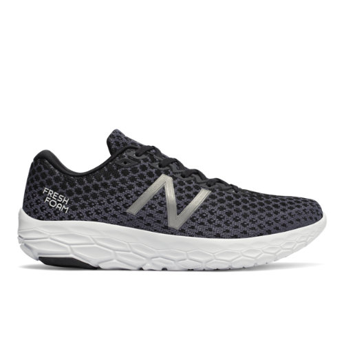 New Balance Fresh Foam Beacon Scarpe - Black/Magnet/White