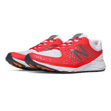 New Balance Vazee Breathe, Chinese Red with Flame & White