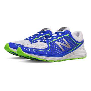 New Balance Vazee Breathe, Pacific with White & Silver