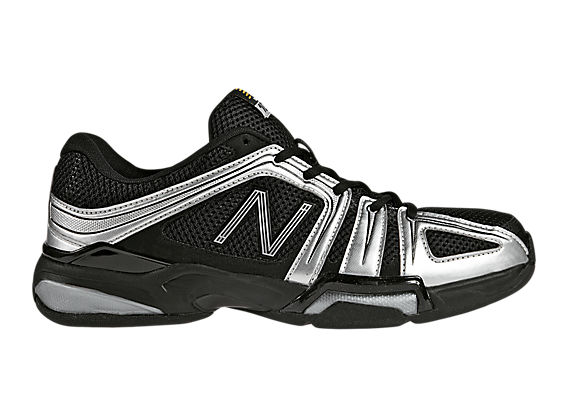 New Balance 1005, Black with Silver