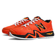 New Balance 1296, Orange with Black