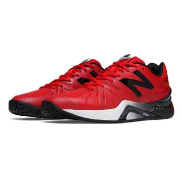 New Balance New Balance 1296v2, Red with Black