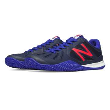 New Balance New Balance 60, Marine Blue with Bright Cherry