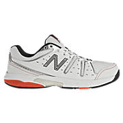 New Balance 656, White with Red