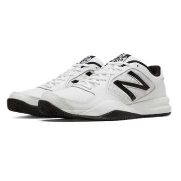 New Balance New Balance 696v2, White with Black