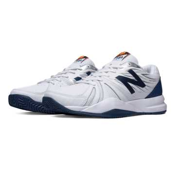 New Balance New Balance 786v2, White with Blue