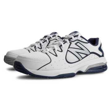 New Balance New Balance 786, White with Navy