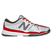 New Balance 851, White with Red