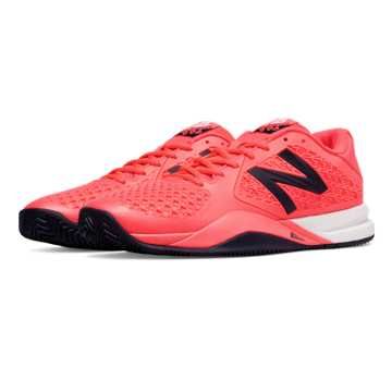 New Balance New Balance 996v2, Bright Cherry with Black