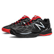 New Balance 996, Black with Red