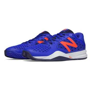 New Balance New Balance 996v2, Blue with Orange