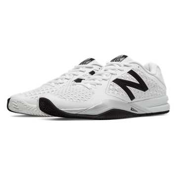 New Balance New Balance 996v2, White with Black