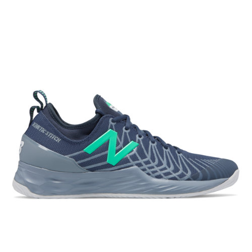 Our New Balance tennis shoe has an PU insert to help ensurelong-haul comfort that won\'t bottom out over time. This shoe qualifies for a limited warranty. Learn more.\