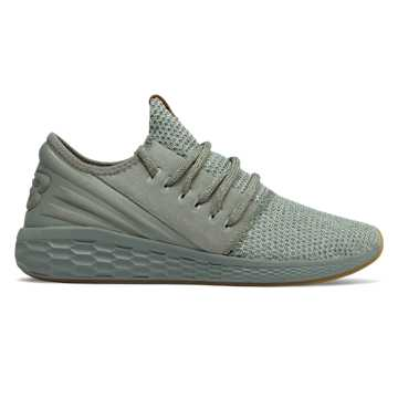 Men's Fresh Foam Cruz Decon, Sage with Stone Grey