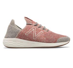 뉴발란스 프레쉬 폼 크루즈 삭스핏 남성 운동화 - 핑크 New Balance Mens Fresh Foam Cruz SockFit, Pink, MCRZSLR2