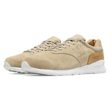 New Balance 1500 Deconstructed, Beige with Tan