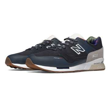 New Balance 1500 Exclusive, Navy with Light Grey