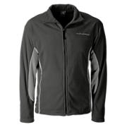 Micropolar Fleece Jacket, Black