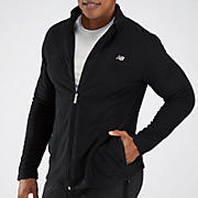 Essentials Micropolar Fleece Jacket, Black